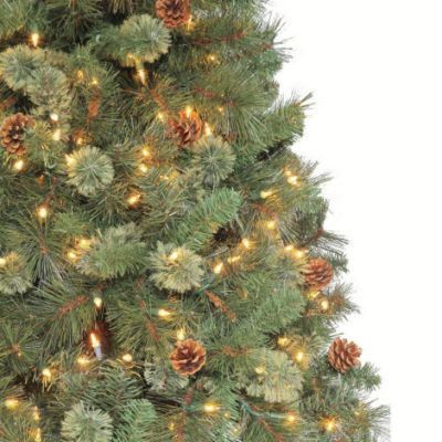 Martha Stewart Pre Lit Led Alexander Pine 7 5 Ft Artificial Christmas Tree For Sale In Boca Raton Fl Offerup