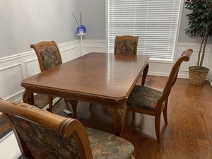 Dining table for 4 people. for Sale in Lilburn, GA