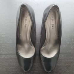 Black Low Professional Heels for Sale in Quincy,  MA