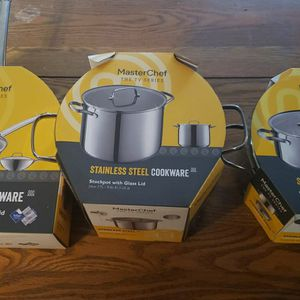 MasterChef the TV Series Stainless Steel for Sale in Fort Worth, TX
