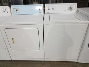 KENMORE S£T (WASHER TOP LOAD W FRONT LOAD GAS DRYER)HEAVY DUTY🏡WE DELIVER SAMW DAY!! for Sale in Dana Point, CA