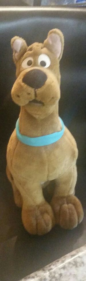 """RARE 1998 TALKING SCOOBY-DOO 15"""" OLD VINTAGE PLUSH TOY COLLECTABLE for Sale in Rancho Cucamonga, CA"""
