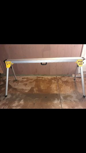 Dewalt Heavy Duty Miter Saw Stand for Sale in Phoenix, AZ