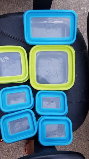 Ziploc Glass Storage Containers for Sale in Camas, WA