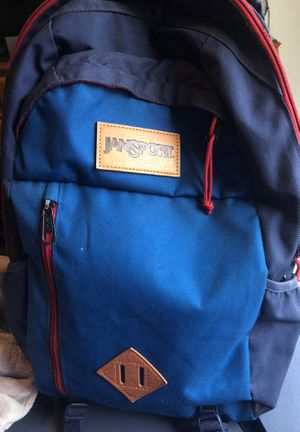 Jansport laptop backpack for Sale in Temecula, CA