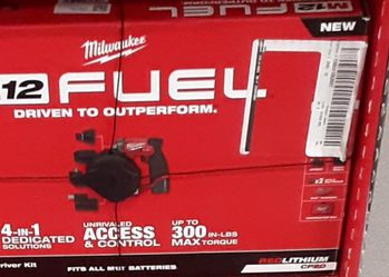 Milwaukee M12 Fuel 4 In 1 for Sale in San Jose,  CA