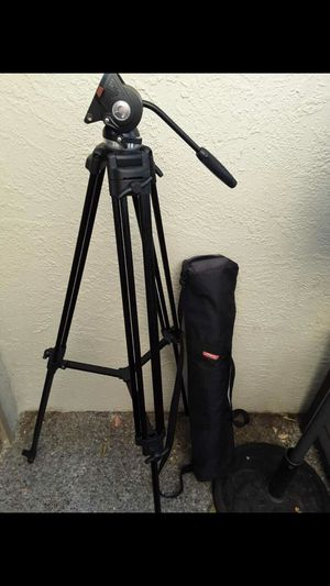 Video tripod for Sale in Redwood City, CA
