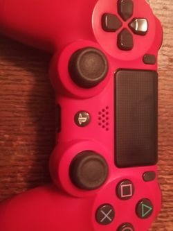 Ps4 Red Controller for Sale in Fresno,  CA