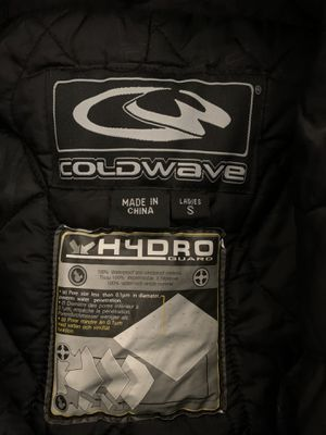 Snowmobile Cold Wave Bibs Black - Women's Size S Snow Ski Winter Pants for Sale in Rumford, ME