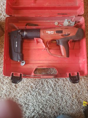 Hilti DX 460 f8 ramset gun for Sale in Harris, MN