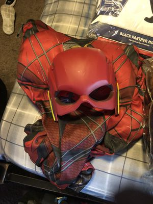 Kids Flash Costume for Sale in Laveen Village, AZ