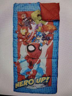 1left!!! Marvel Super Hero Adventures Sleeping Bag- 2 left for Sale in Pompano Beach,  FL