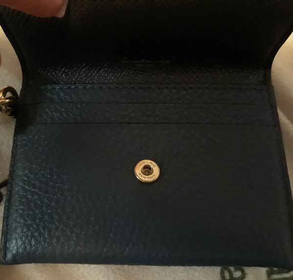 Coach ID wallet