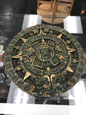 Aztec Calendar for Sale in Fort McDowell, AZ