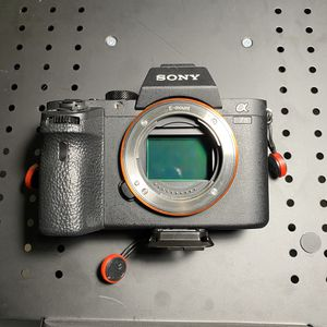 Sony A7ii Body Only w/ 3 batteries for Sale in La Palma, CA