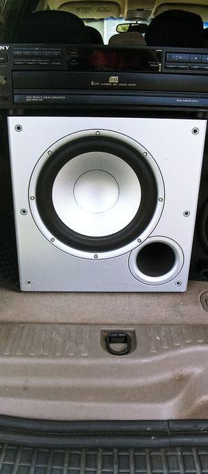 Polk audio subwoofer for Sale in Mandeville, LA