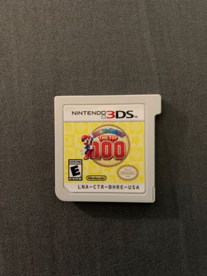 Mario Party The Top 100 Nintendo 3DS for Sale in Fremont, CA
