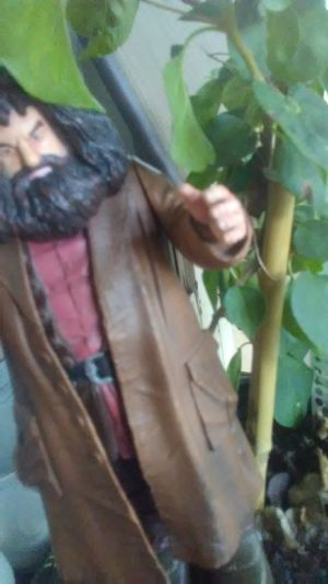 HAGRID 2001 Warner Brothers HARRY POTTER Action Figure for Sale in Tampa, FL