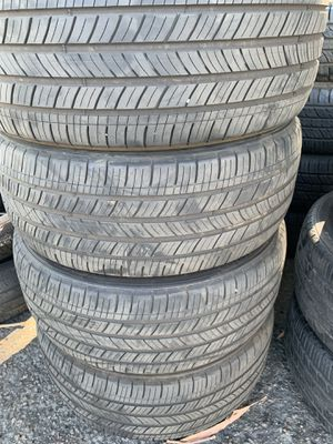 Tires 235-45r18 Continental for Sale in Anaheim, CA