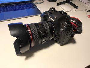 Canon 5D Mark II w/ 24-105mm f/4L IS USM for Sale for sale  New York, NY