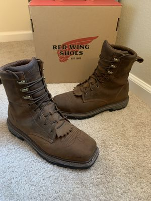"""Red Wings Rio Flex 4469 Steel toe Work boots size 10"""" EE for Sale in San Diego, CA"""