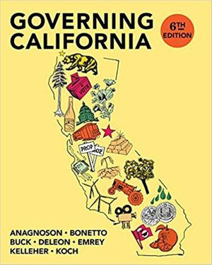 Governing California in the Twenty-First Century (Sixth Edition) Sixth Edition ebook PDF for Sale in Los Angeles, CA