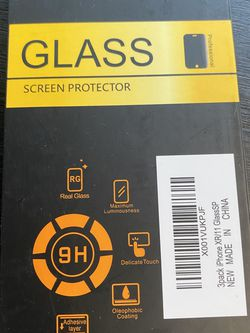 Tempered Glass For iPhone 11 for Sale in Leander,  TX