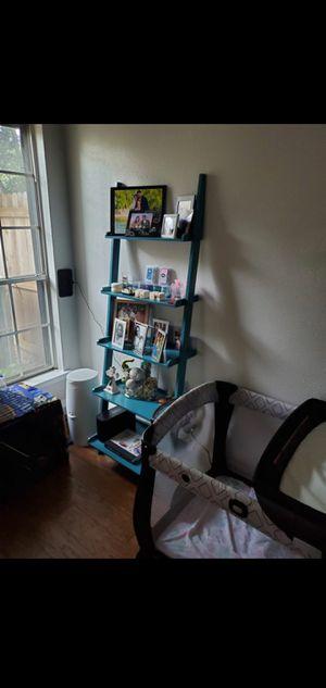 Ladder shelf for Sale in Arlington, TX