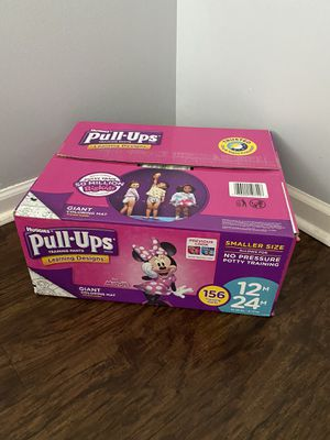 Huggies pull ups for Sale in Columbus, OH