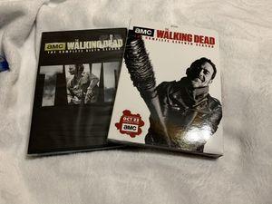 FOR SALE: New Walking Dead DVD Season 6 & 7 - $7 each for Sale in Lebanon, IN