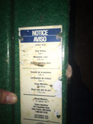 6ft ladder for Sale in Atlanta, GA