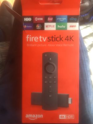 Fire tv stick 4K for Sale in Everett, WA