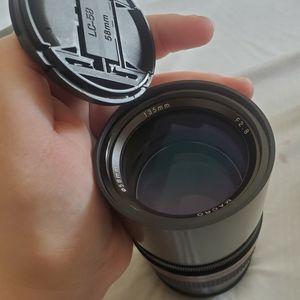 135mm f2.8 Manual Focus Lens for Sale in Lindsay, CA