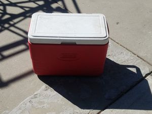 Coleman cooler for Sale in South Gate, CA