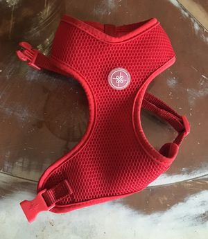 NEVER USED Good2Go brand new small mesh comfort dog harness in red for Sale in San Antonio, TX