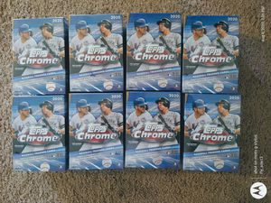 Topps Chrome Blaster box for Sale in PA, US