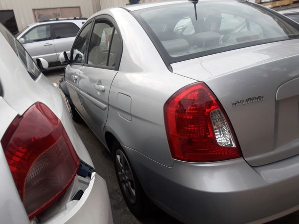 2008/09/10/11 Hyundai Accent Automatic Transmission