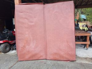 Hot tub cover 84x84 with pump motor $50,00 or best offer call {contact info removed} for Sale in Mineral, WA