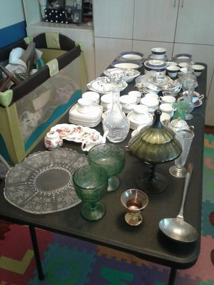 Royal doulton Alfred meakin Royal Stetson Fenton Everything must go for Sale in North Fort Myers, FL