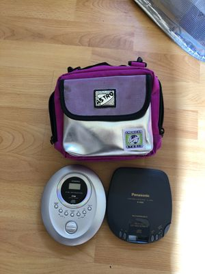 CD player for Sale in Puyallup, WA