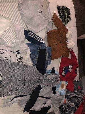 Baby boy size 3-6m & 9m winter clothes for Sale in Phoenix, AZ