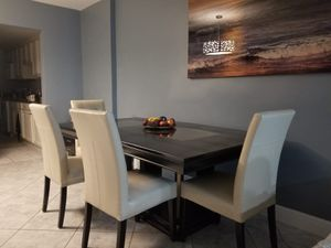 Dinning table included 4 chairs for Sale in North Miami, FL