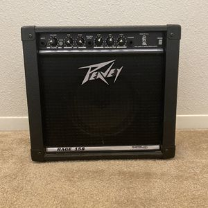 Peavey Amp with Adapter, and Guitar Tuner. for Sale in Vancouver, WA