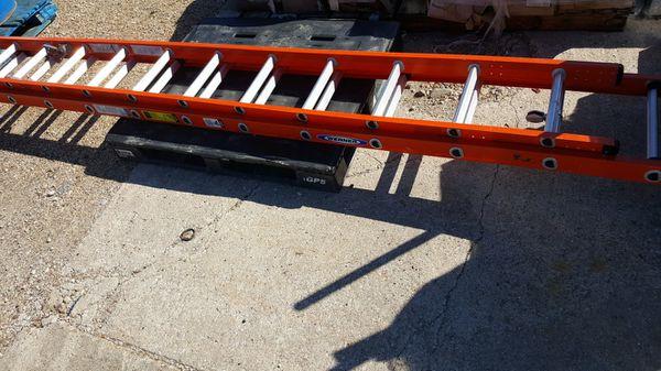 24'extension ladder