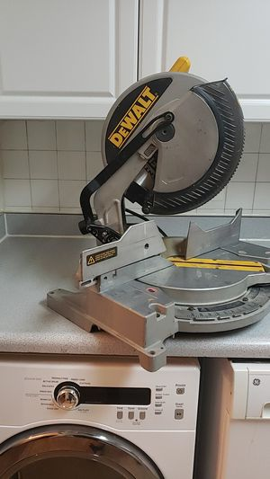 Miter saw 12 inches for Sale in Reston, VA