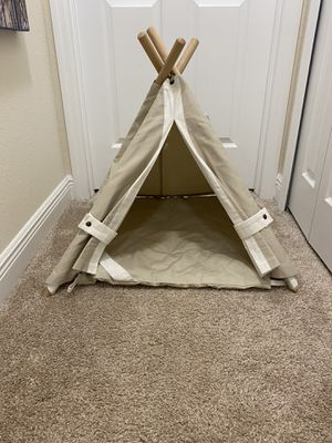 Dog tee pee for Sale in Wesley Chapel, FL