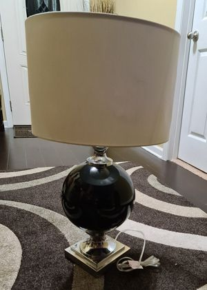 Lamp and shade for Sale in Mt. Juliet, TN