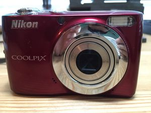Coolpix L22 Digital Camera for Sale in Houston, TX
