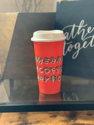 Starbucks limited release Holiday cup for Sale in Los Angeles, CA