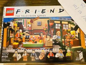 Lego 21319 Central Perk Friends New Never Opened for Sale in Fremont, CA